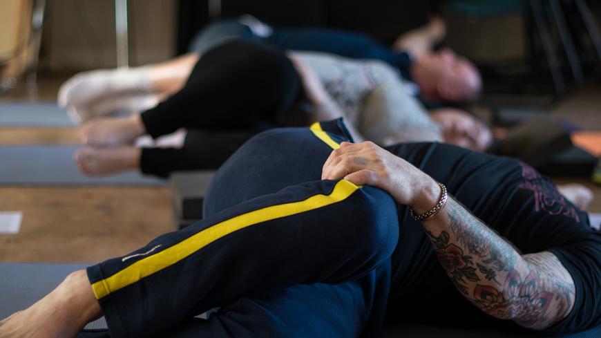 Edinburgh Community Yoga Class