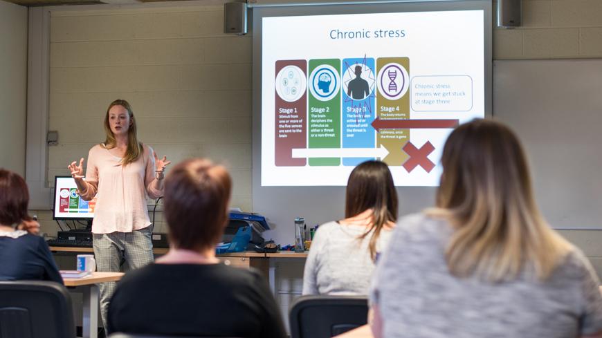 Workplace Wellbeing Presentation