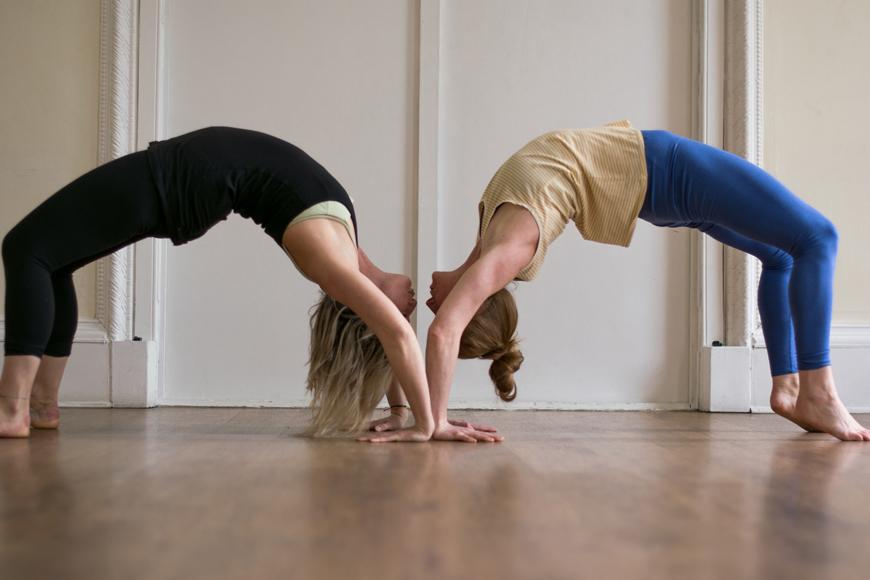 Edinburgh Community Yoga Media