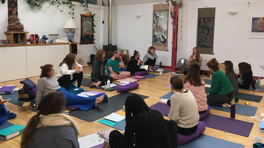 Edinburgh Community Yoga Teacher Training